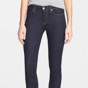 7 for all Mankind Modern Straight Dark Jeans